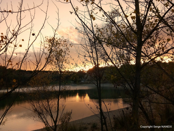 Soleil couchant 4 sur le site d'ARTactif