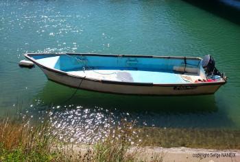 La barque sur le site d'ARTactif