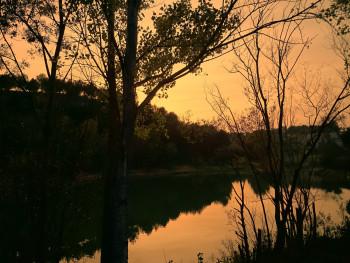 Soleil couchant 5 sur le site d'ARTactif