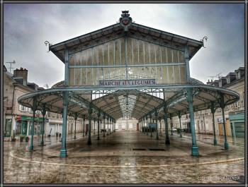 Marché Chartres sur le site d'ARTactif