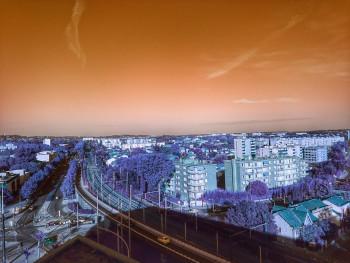 Nuit numérique sur le site d'ARTactif