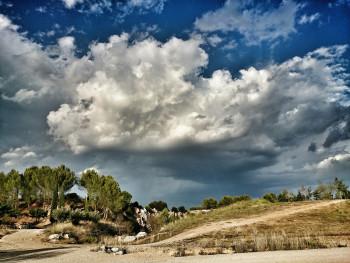 Entre ciel et terre sur le site d'ARTactif