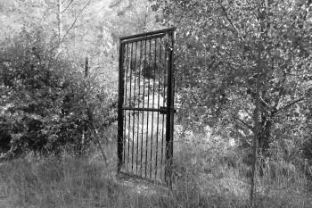 Derriére la porte sur le site d'ARTactif