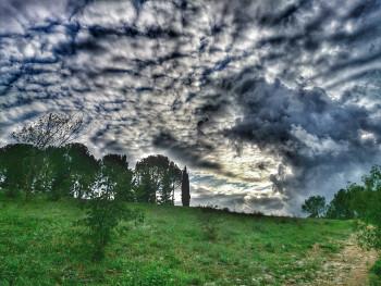 Mer de nuages sur le site d'ARTactif