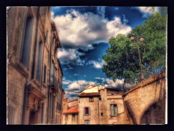 Montpellier historique 01 sur le site d'ARTactif