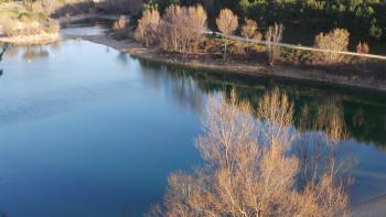 Hiver au lac sur le site d'ARTactif