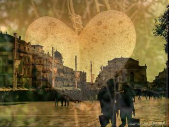 Coeur de Montpellier sur le site d'ARTactif