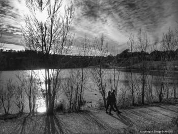 Balade hivernale sur le site d'ARTactif