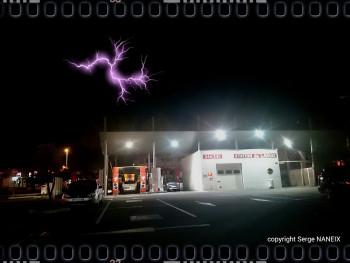 Movie thunderstorm sur le site d'ARTactif