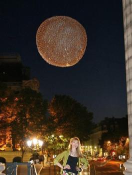 Arte, Scienza e Filosofia unite per Adrienne Jalbert sur le site d'ARTactif