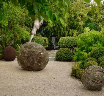Installation Villa Datris sur le site d'ARTactif