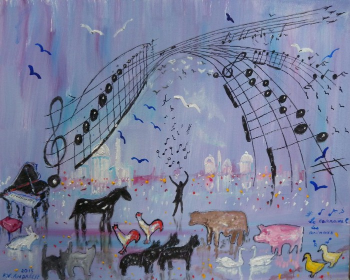 le carnaval des animaux sur le site d'ARTactif