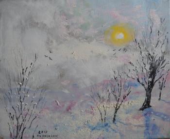Ciels de neige sur le site d'ARTactif