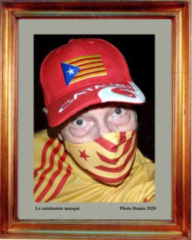 Le catalaniste masqué 2020 sur le site d'ARTactif