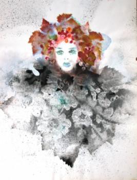 La déesse de la vigne sur le site d'ARTactif