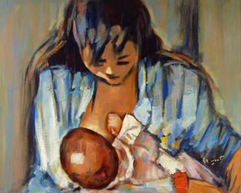 Maternité sur le site d'ARTactif