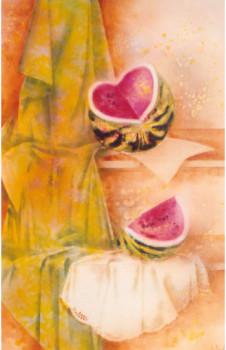 La pastèque sur le site d'ARTactif