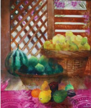 Les fruits des iles sur le site d'ARTactif