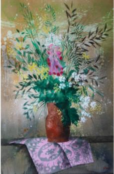 Les fleurs sauvages sur le site d'ARTactif