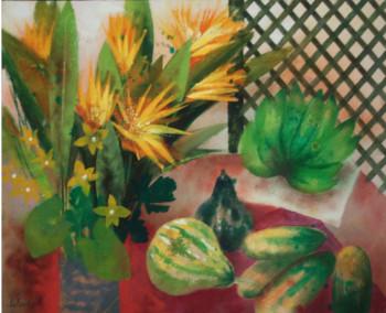 Létal de fruit au marché sur le site d'ARTactif