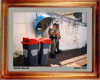Bresil; Olinda patrimoine de l'humanité 2005 sur le site d'ARTactif