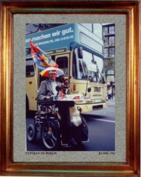 Allemagne; Véteran de Berlin 1996 sur le site d'ARTactif