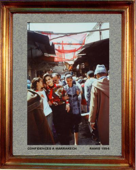 Maroc; Confidences à Marrakech 1994 sur le site d'ARTactif