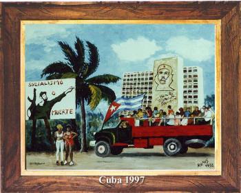 Cuba 1998 sur le site d'ARTactif