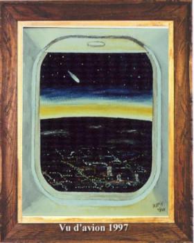Vue d'avion 1997 sur le site d'ARTactif