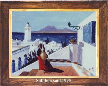 Sidi bou said 1995 sur le site d'ARTactif