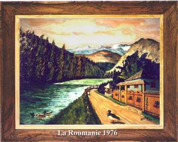 La Roumanie 1976 sur le site d'ARTactif