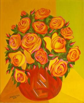 ROSES DU JARDIN sur le site d'ARTactif