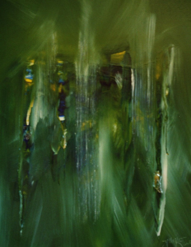 Cathédrales immergées sur le site d'ARTactif