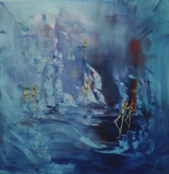 Le Lac de Giacometti sur le site d'ARTactif