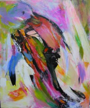 Stained-glass Parrot sur le site d'ARTactif