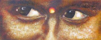 Lumière du regard sur le site d'ARTactif