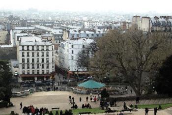 Montmartre sur le site d'ARTactif