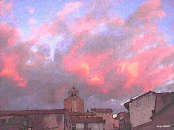 Le feu du ciel sur le site d'ARTactif