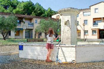 La place de mon village sur le site d'ARTactif