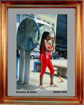 Bresil; Salvador de Bahia 2005 sur le site d'ARTactif