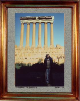 Liban, le gardien de Baalbeck 1998 sur le site d'ARTactif