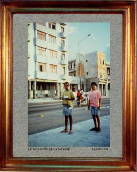 Cuba, le Malecon de la Havane 1998 sur le site d'ARTactif