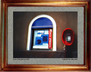 Russie, Electroménager 2005 sur le site d'ARTactif