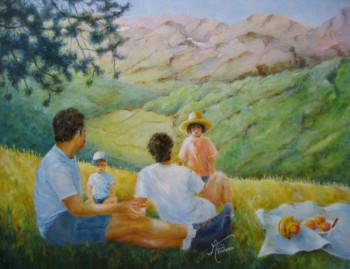 Le déjeuner sur l'herbe sur le site d'ARTactif