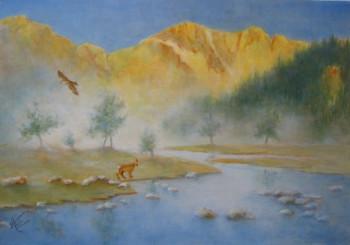 Brouillard en Ariège sur le site d'ARTactif
