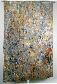 Peinture tissée sur le site d'ARTactif