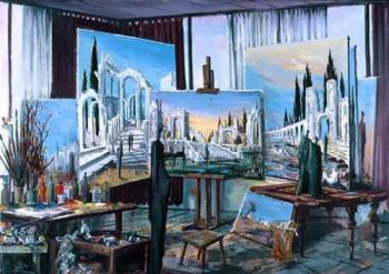 L'atelier de l'artiste sur le site d'ARTactif