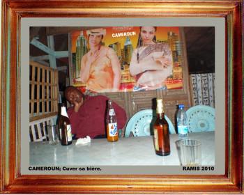 Cameroun, couver sa bière 2010 sur le site d'ARTactif