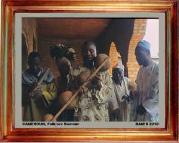 Cameroun, Folklore Bamoun 2010 sur le site d'ARTactif