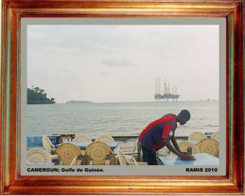 Cameroun, Golfe de Guinée sur le site d'ARTactif